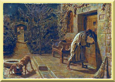 """""""The Importunate Neighbour"""" -- by William Holman Hunt - PD-1923"""