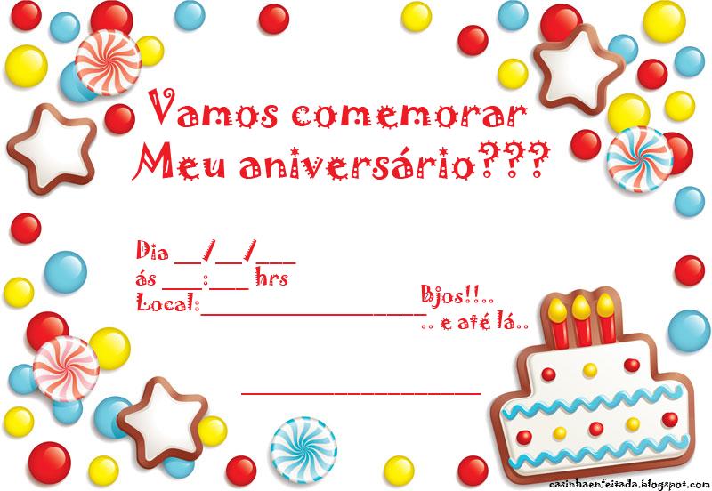 114 Frases Para Convite De Aniversário Infantil Para Você Escolher