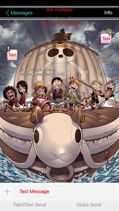 Oppo F3 Theme One Piece Theme