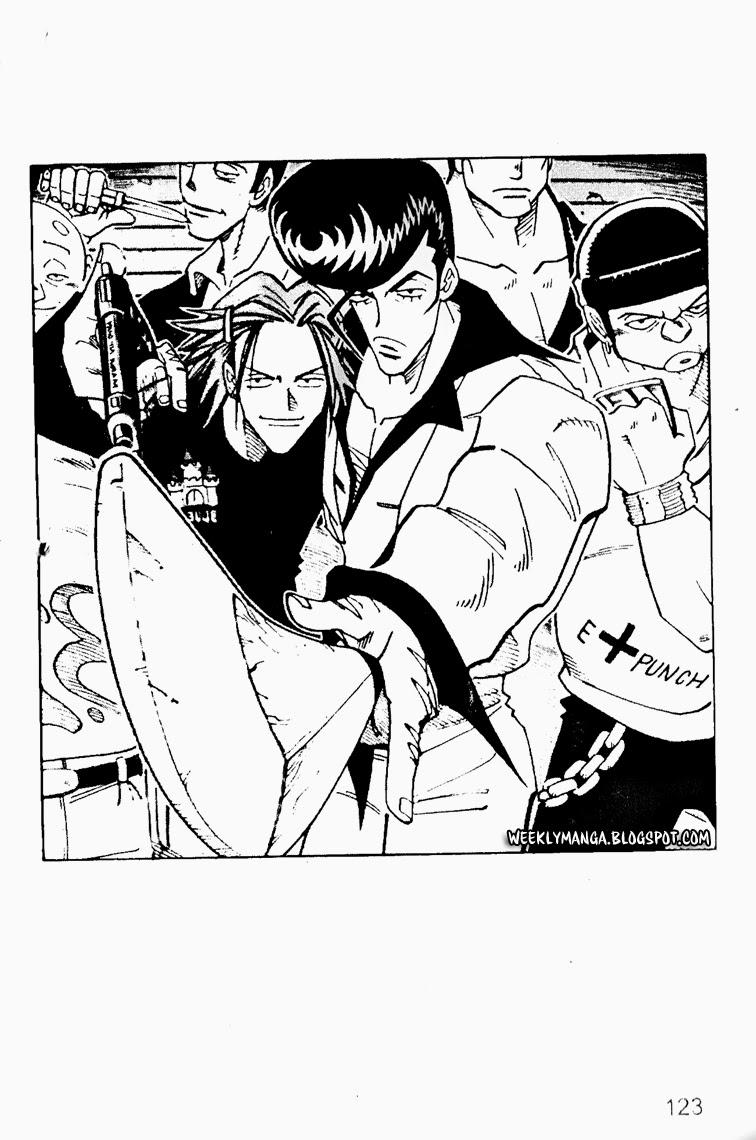 Shaman King [Vua pháp thuật] chap 97 trang 3