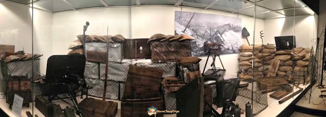 Museo della Guarra Bianca in Adamello, itinerari grande guerra, adamello grande guerra, grande guerra museo, guerra bianca