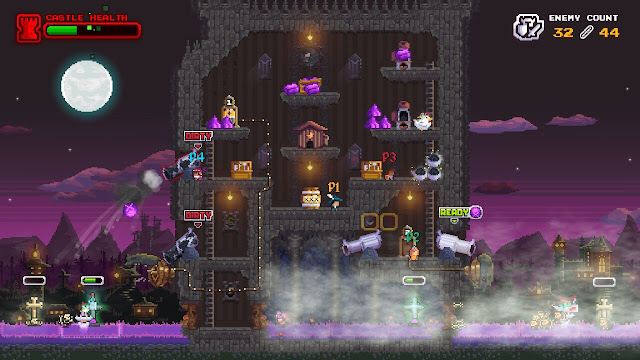 No Heroes Here game