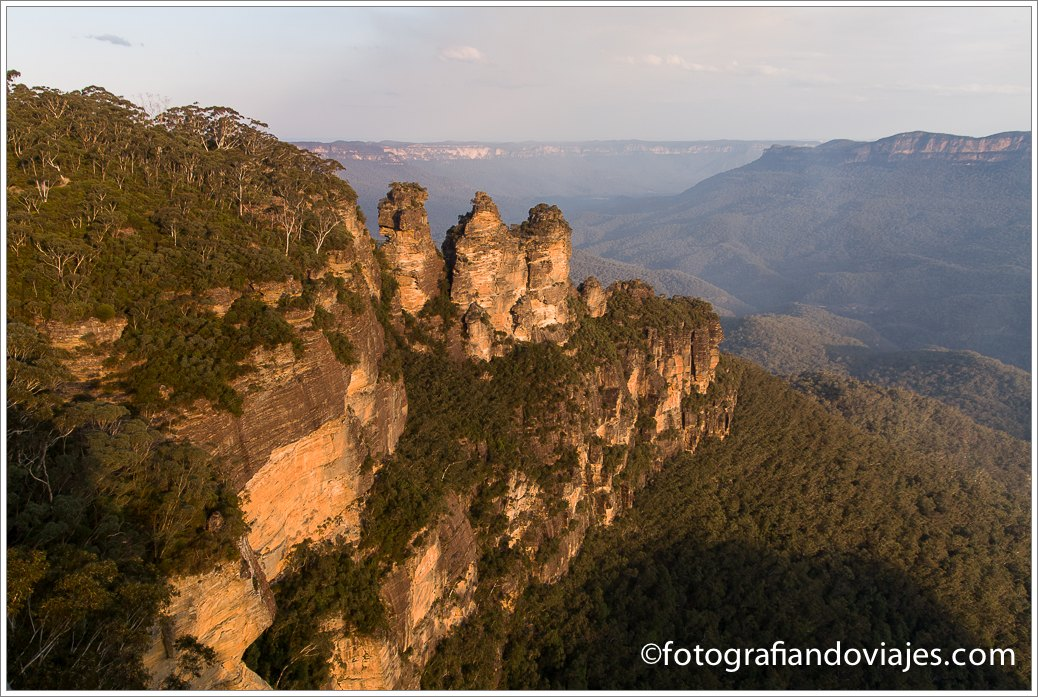 Three Sisters desde Echo Point