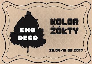 EKO-DECO Żółty