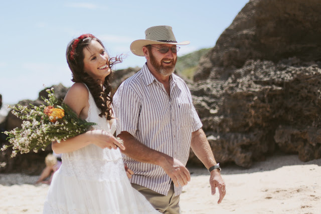 great ocean road wedding