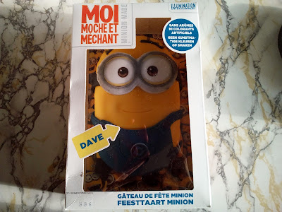 Minions Dave Birthday Cake Sweet