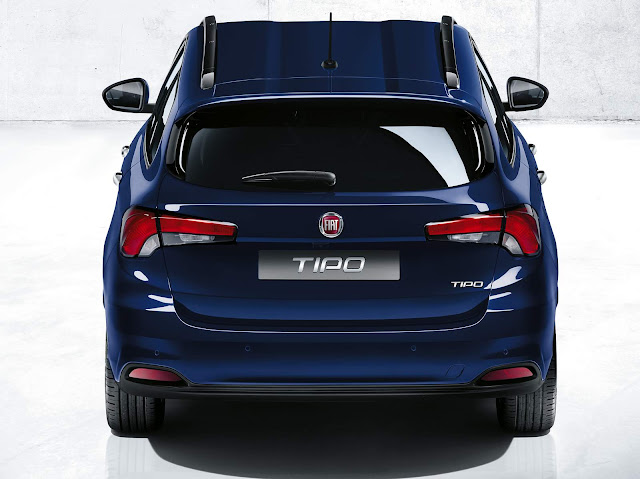 Novo Fiat Tipo 2017 - Station Wagon