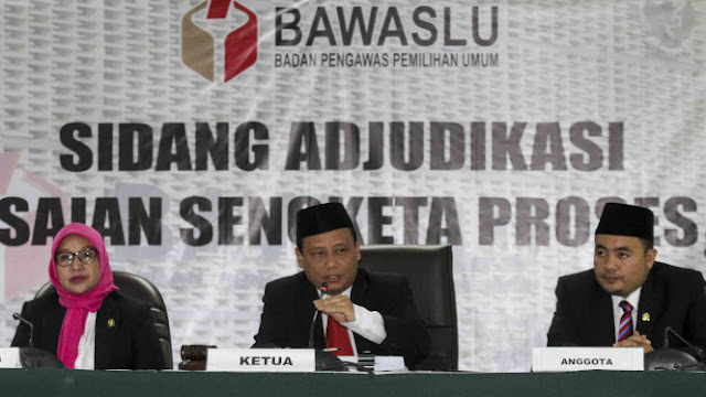Baru Sebulan Masa Kampanye, Bawaslu Temukan Politik Uang di Daerah