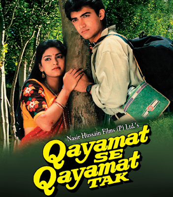 Qayamat Se Qayamat Tak 1988 Hindi 480p WEB HDRip 450Mb x264