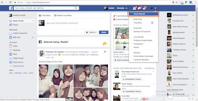 Membuat Facebook Fans Page