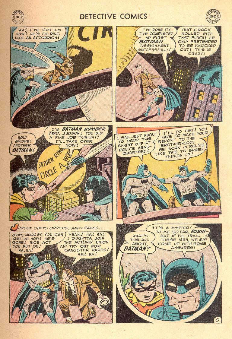 Detective Comics (1937) 222 Page 6