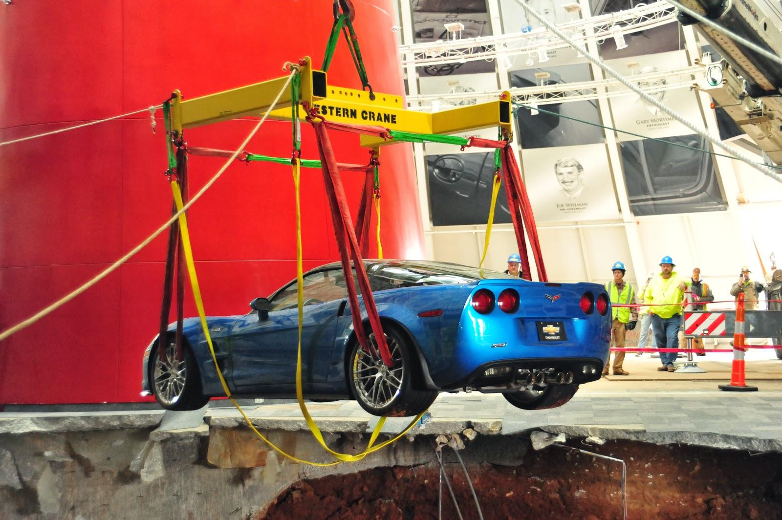 National Corvette Museum >> National Corvette Museum National Corvette Museum Retrieves