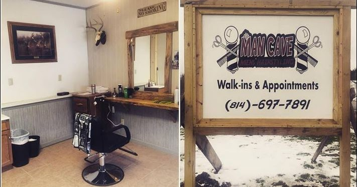 Man Cave Store Greensburg Pa : Solomon s words for the wise barber shop now open in