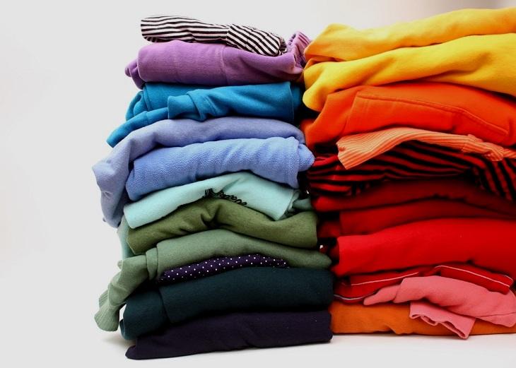 Xưởng may quần áo có chất vải đẹp, thấm hút mồ hôi, tạo cảm giác thoải mái cho bé