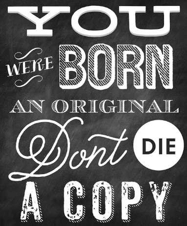 be original be you