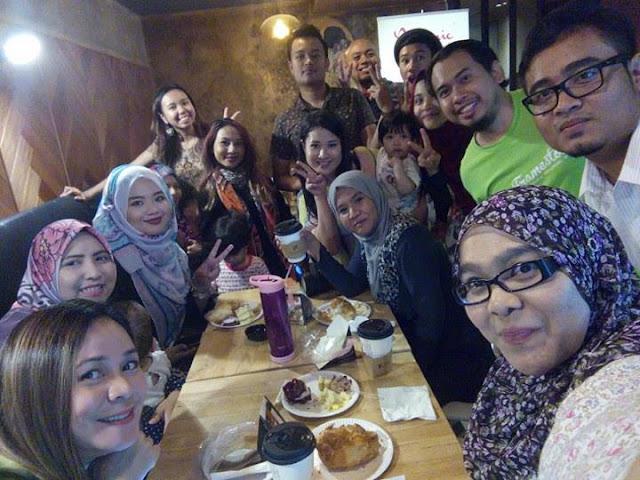 Event Sepetang Bersama Reen Rahim Dan Asianic