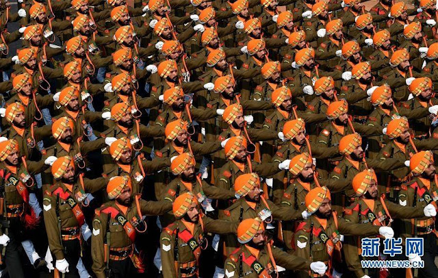 India to celebrate 68th Republic Day