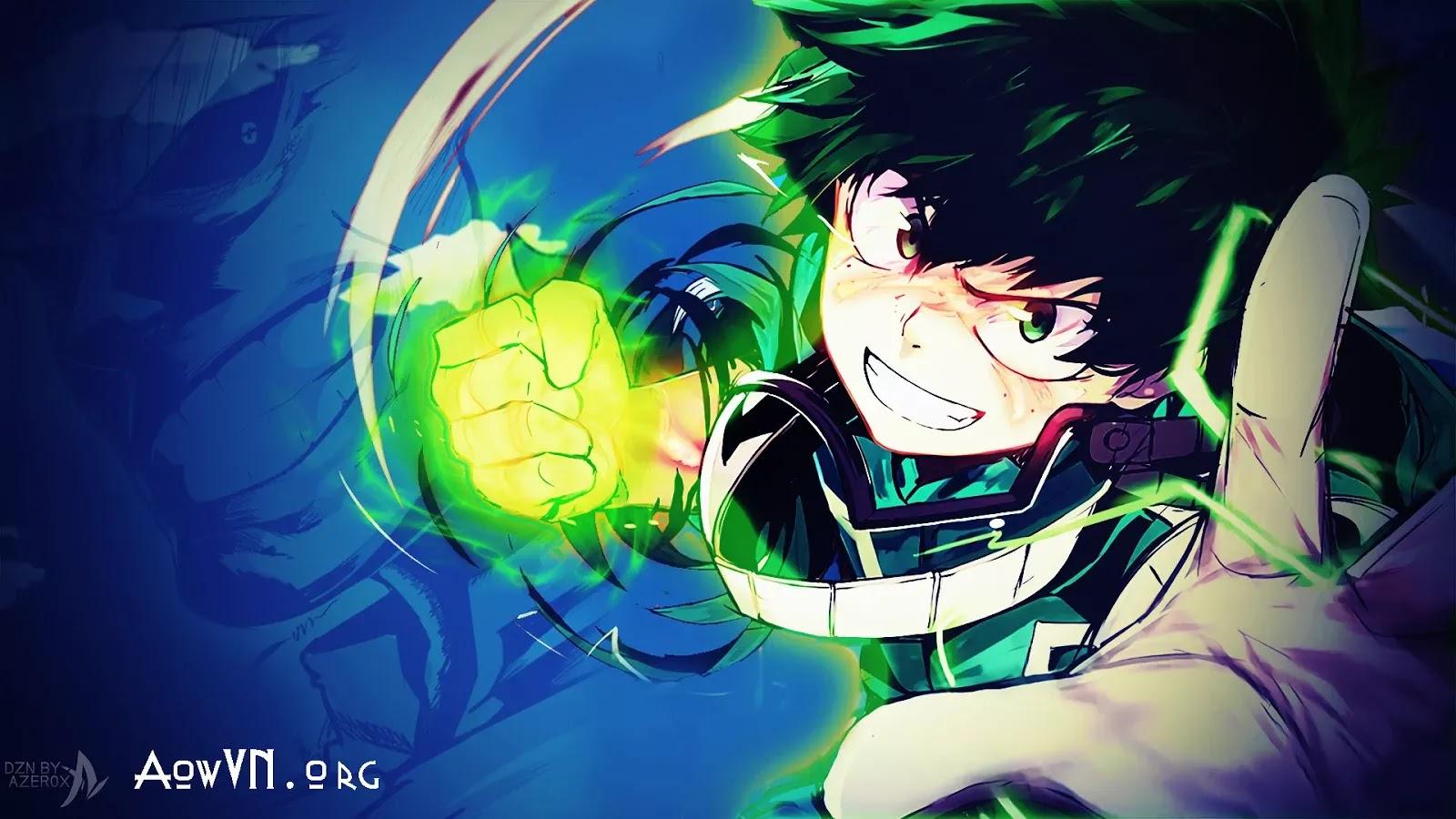 AowVN.org minz%2B%25283%2529 - [ Anime 3gp Mp4 ] Boku No Hero Academia SS1 + SS2 + OVA | Vietsub - Tuyệt Hay