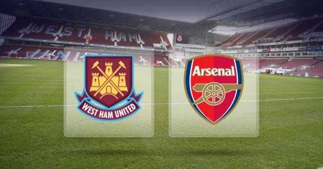Prediksi Liga Inggris Pekan Ke 17 :  West Ham vs Arsenal di Stadion Olimpiade London