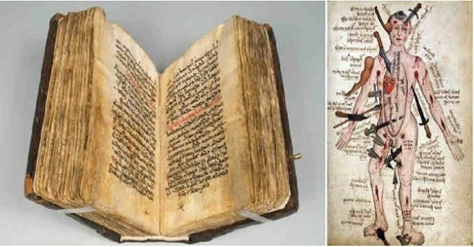 Μια μετάφραση του 6ου αιώνα του Γαληνού που ανακαλύφθηκε σε έναδερματόδετο χειρόγραφο