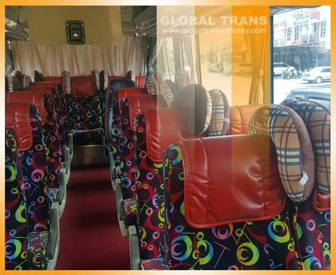 Sewa Bus Mawa Holiday Bandung