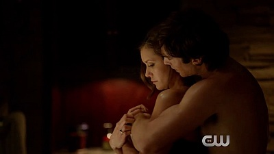 The Vampire Diaries (TV-Show / Series) - S06E18 'I Never Could Love Like That' Teaser - Screenshot