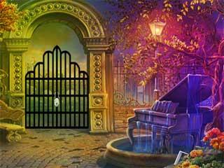 Magic Gate Escape Solucion
