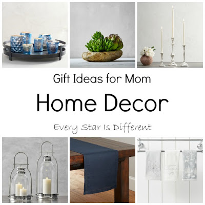 Gift Ideas for Mom-Home Decor