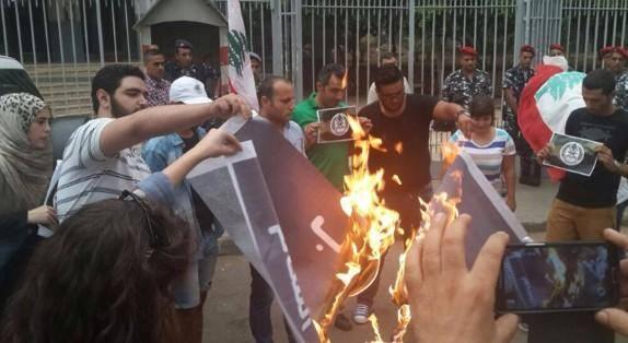 Pembakaran Bendera HTI