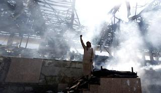 Blaming Iran, Saudi says Huthi strike may be 'act of war'