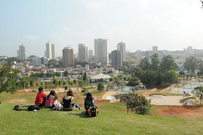 Bosque Maia em Guarulhos - Blog do Asno