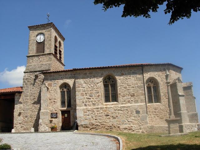 église de Ailleux
