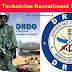 DRDO-351 Technician Recruitment 2019 Bangalore Apply Online