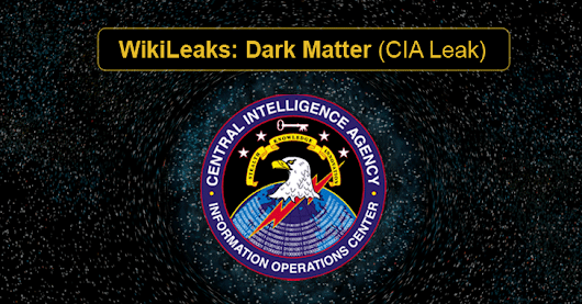 Exclusive: Wikileaks reveals CIA's MacOS and iPhone Hacking Techniques
