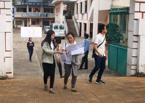 Gia Lai: Tỷ lệ đỗ tốt nghiệp THPT tăng cao