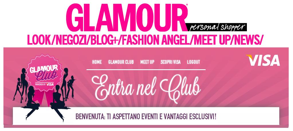 il al amp  giugno negozio Padova Glamour 19 LiuJo a VISA IZx6wUfw b9700b6a43c