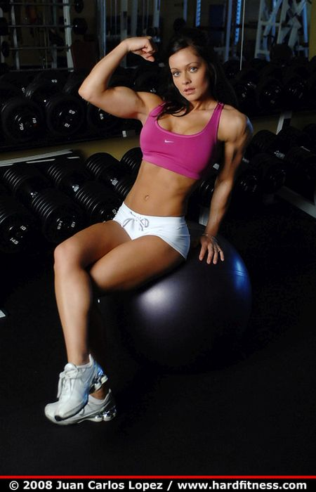 Female Fitness Figure And Bodybuilder Competitors Jackie