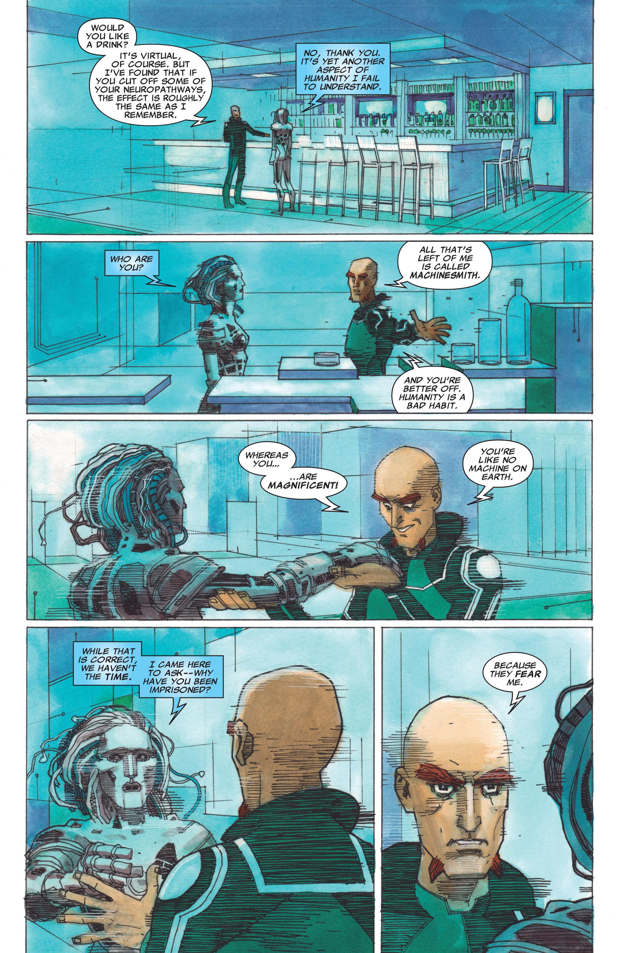 Read online Astonishing X-Men (2004) comic -  Issue #43 - 12