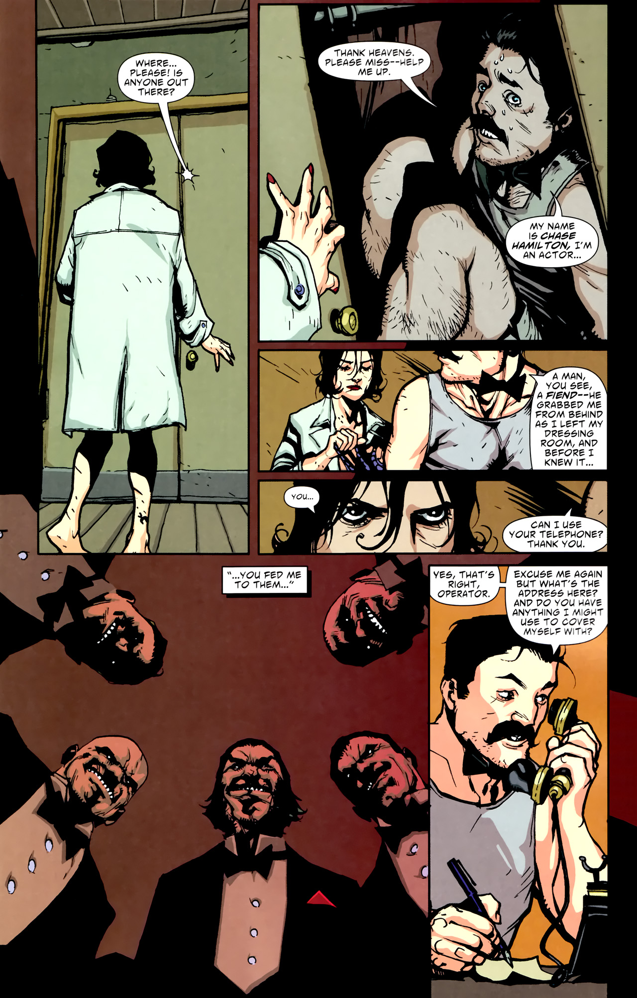 Read online American Vampire comic -  Issue #2 - 15