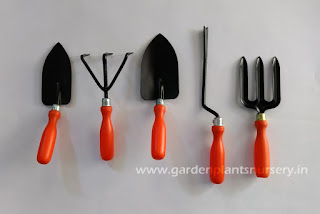 Garden tools for kitchen garden