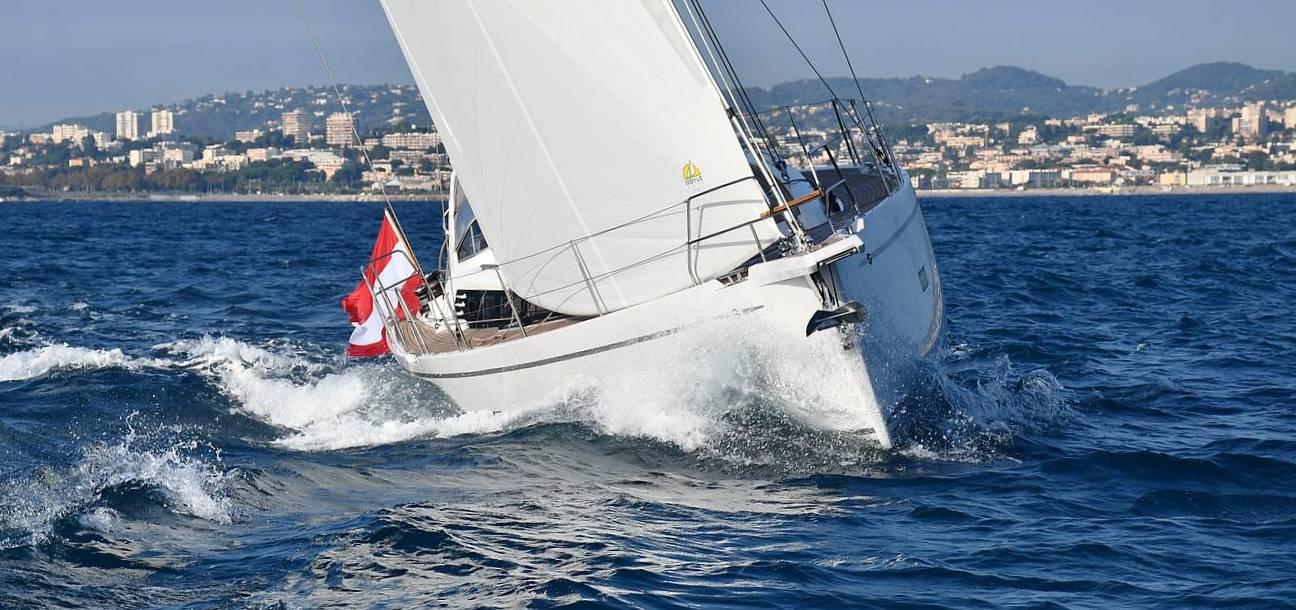 Interesting Sailboats Sunbeam 46 1 A Nice Boat