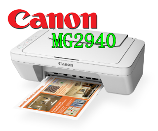 Canon PIXMA MG2940 Driver Download