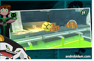 Download Game Android Terbaik Undertown Chase Ben 10 Full APK+Data