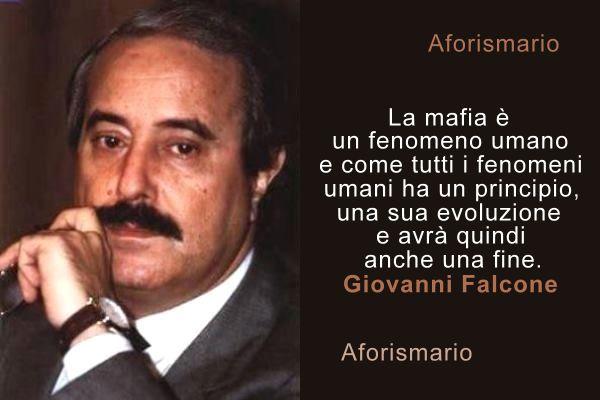 Aforismario Le Frasi Piu Significative Di Giovanni Falcone