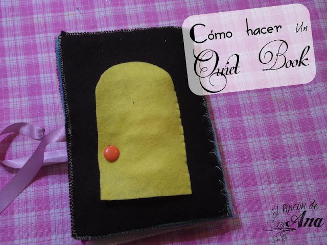 Cómo hacer un Quiet Book (Cuarta Parte)