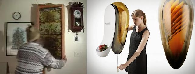Από το παρελθόν στο μέλλον ή … από την κουζίνα στο σαλόνι ...video