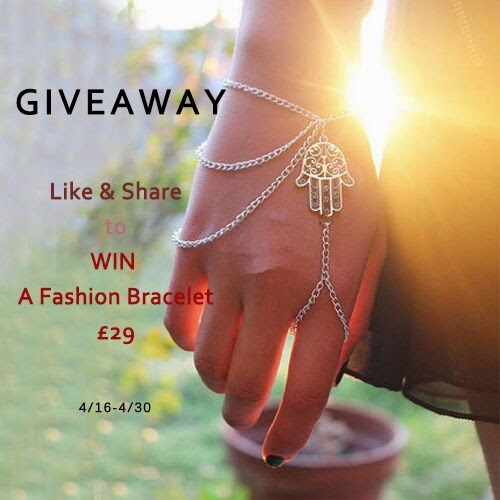 GIVEAWAY: Win a Fashion Bracelet from RedBD.co.uk!