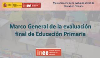 http://es.slideshare.net/INEE_MECD/marco-general-de-la-evaluacin-final-de-educacin-primaria