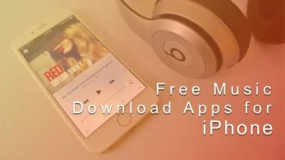 Free Music Download Apps for iPhone 2019