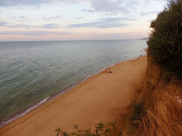 Ukraińskie wybrzeże jest naprawdę świetne!